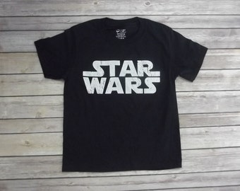 Star War T-shirt All sizes and color 100% cotton Print