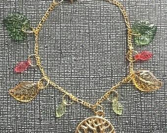 Lord Of The Rings Inspired: Elvish Bracelet