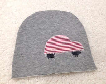 Fleece cap for children 9-12 months