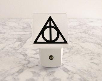 Harry Potter Deathly Hallows LED Night Light