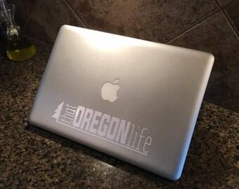 That Oregon Life Custom Decal