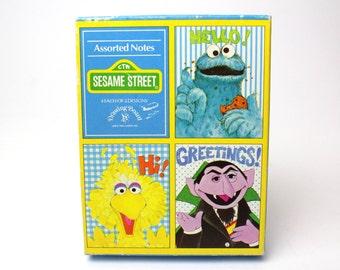 Vintage 70s SESAME STREET GOLDEN SHAPE BOOKS Set of 6 Jim Henson Muppets New