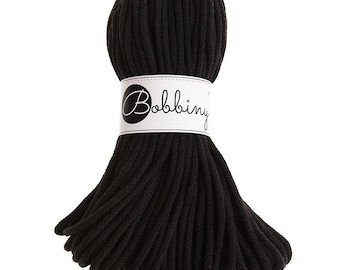 Bobbiny Rope – Black