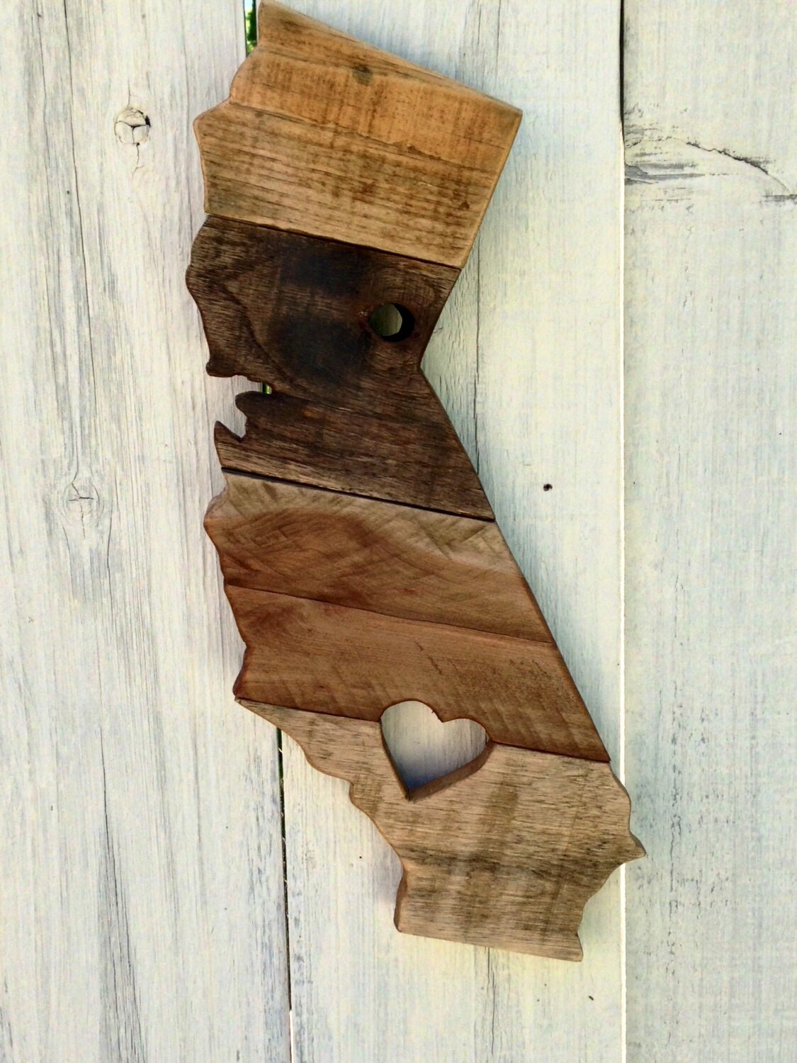 best wooden shape georgia home state