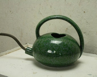 west German pottery watering can!!