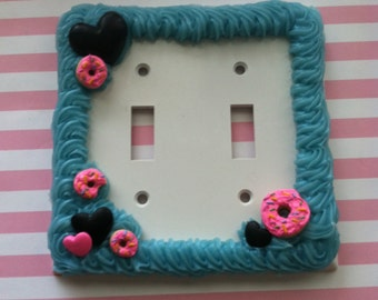 girly light switch plate cover