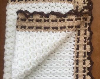 Handmade Crotchet blanket