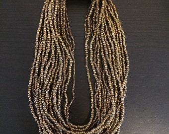 Handmade Beaded Necklace