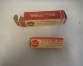 Rare vintage Painese tootache wax collectible
