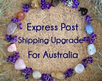 EXPRESS POST for Australia