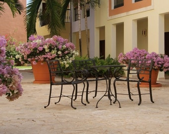 A Place To Rest - Punta Cana Courtyard - Resting Place