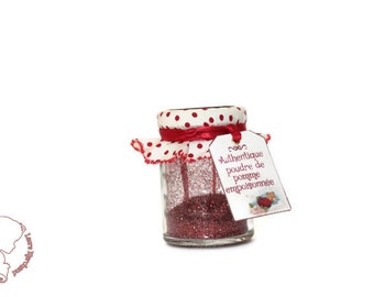 """Fairy decoration item """"Authentic powder of poisoned apple"""" inspired from the fairy tale """"Snow white"""""""