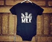 I Want Your Milk Onesie Bodysuit  Infant Punk The Misfits