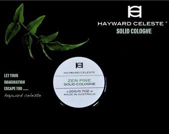 Hayward Celeste Zen Pine Solid Cologne