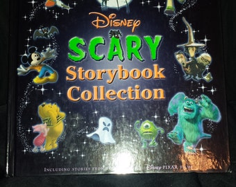 Scary Storybook Etsy