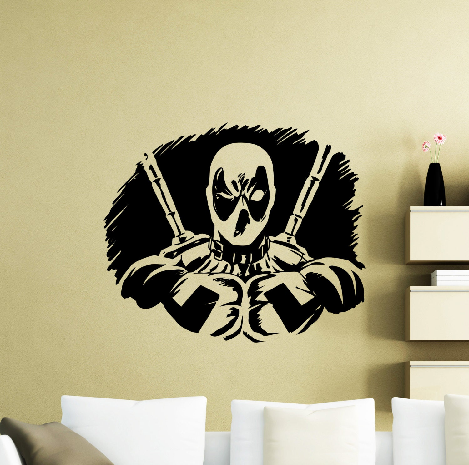 Marvel Superhero Wall Decals - Elitflat
