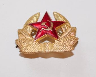 Old Communist Pin