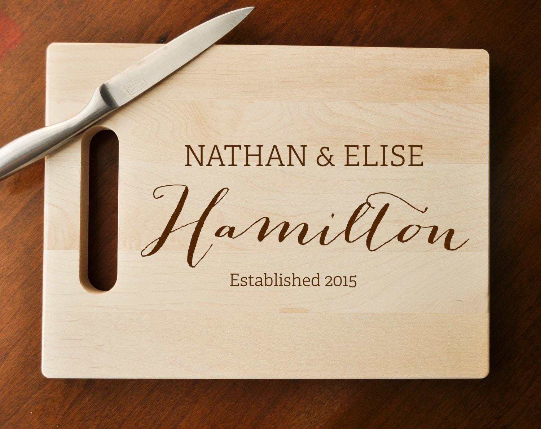 ... Wedding Gift, Housewarming Gift, Anniversary Gift, Engraved