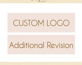 Custom Logo | Additonal Revision | Caroline
