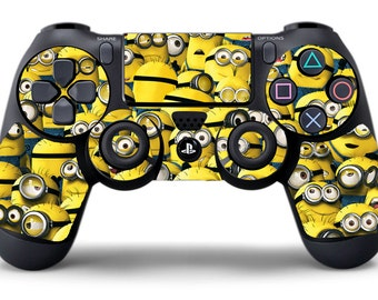 Sticker Minions for controller (PS3, PS4 or Xbox One)