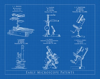 Early Microscope Patents