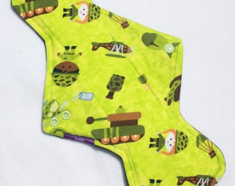 """14"""" heavy cloth pad in military heroes"""