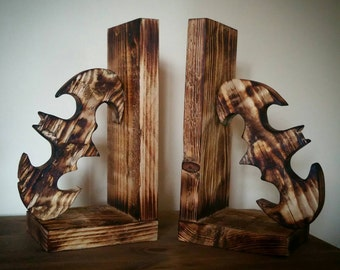 Batman Bookends