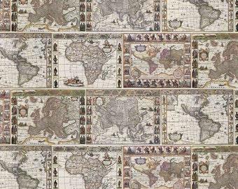 Tassotti Maps Paper