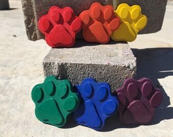 Paw Patrol Crayons // Easter Basket Filler // Paw Patrol Birthday // Paw Patrol Pinata // Paw Decorations // Birthday Favor for Kids