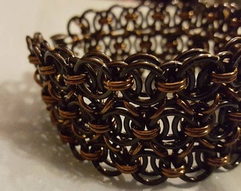 Conundrum Chainmaille Bracelet