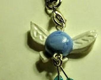 Zelda Fairy (and Navi!) Charm