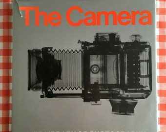 free shipping-The Camera vintage 1970