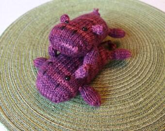 Half Pint Hippos