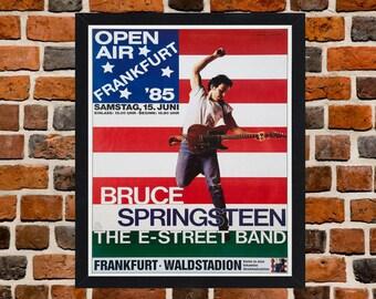 Bruce Springsteen Etsy