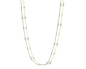 Pearls By the Yard Necklace - 36'' (B134/135)