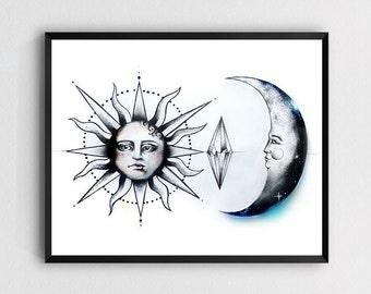 Astro - Art Print