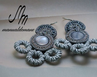 Soutache nº 79 earrings