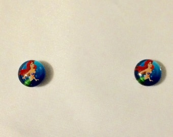Magnetic Ariel Earrings