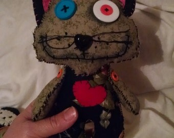 Katz Mini Love Stitched Dolls. New ones created weekly! Collect them all!