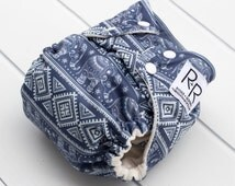 One Size Cloth Diapers. Elephant Cloth Diaper. All in One. All In 2. Diaper Cover and Insert. OS Cloth Diaper. Bamboo Velour Insert.