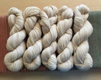 natural australian grown alpaca yarn 4/5 ply