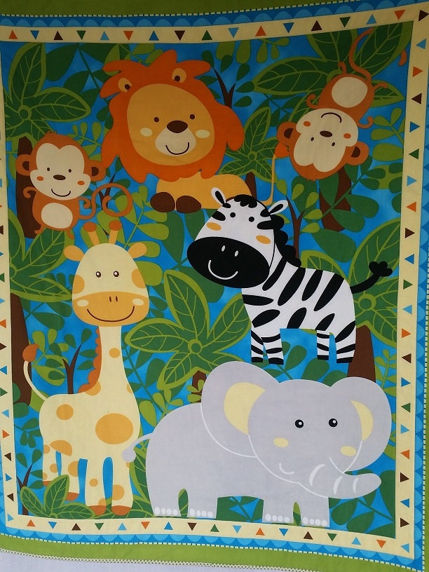 Cot quilt baby blanket floor play mat for Floor quilt for babies
