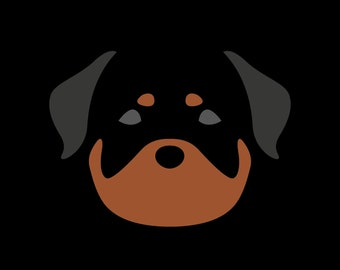 Rottweiler Illustration