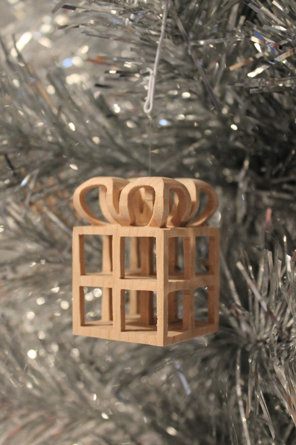 Scroll Saw Pattern 8 Christmas Ornaments Advanced Patterns