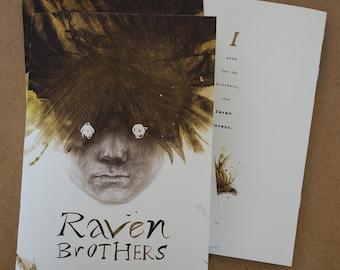 Raven Brothers Zine