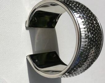 Indian Cuff Bracelet;  Metal Cuff Bracelet