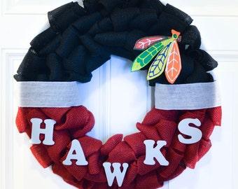 Chicago Blackhawks Bedroom Decor
