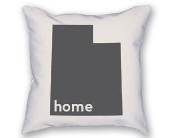 Utah Home Pillow