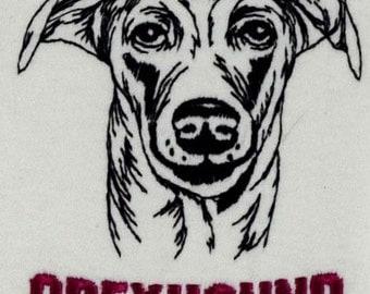 Bold Greyhound - Tshirt