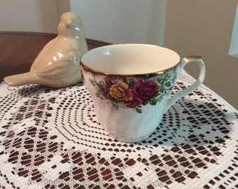 Candle Cup of tea Vintage - soy wax - England - England